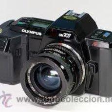 Cámara de fotos: OLYMPUS 707 CON ZOOM EP 707 AUTOFOCO.RARA AF.. Lote 31466014