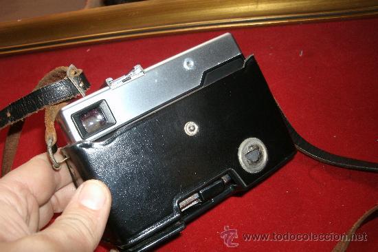 Cámara de fotos: AGFA OPTIMA 200 sensor...ALEMANIA 1969..EN SU FUNDA ORIGINAL Y FUNCIONANDO - Foto 12 - 31661724