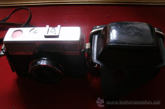 Cámara de fotos: AGFA OPTIMA 200 sensor...ALEMANIA 1969..EN SU FUNDA ORIGINAL Y FUNCIONANDO - Foto 8 - 31661724