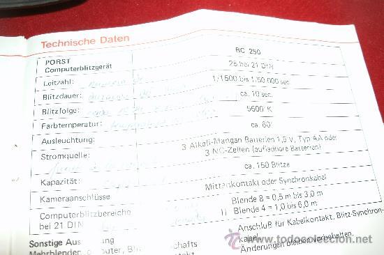 Cámara de fotos: AGFA OPTIMA 200 sensor...ALEMANIA 1969..EN SU FUNDA ORIGINAL Y FUNCIONANDO - Foto 4 - 31661724