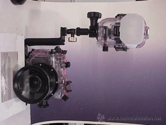 Cámara de fotos: CARCASA PARA EQUIPO FOTO PROFESIONAL DIGITAL SUBMARINO - Foto 6 - 32429208