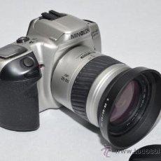 Cámara de fotos: MINOLTA DINAX 500SI + MINOLTA AF-28-80MM. Lote 32625104