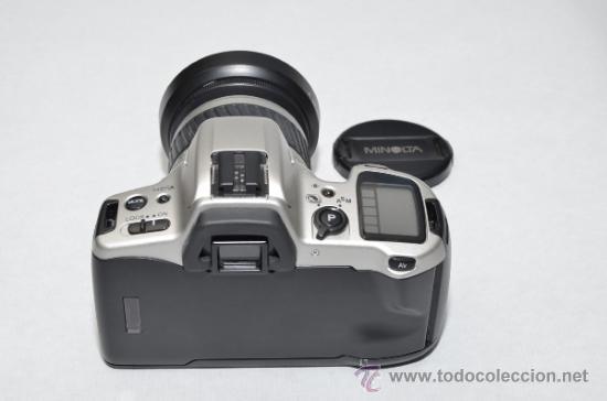 Cámara de fotos: Minolta Dinax 500si + Minolta AF-28-80mm - Foto 3 - 32625104