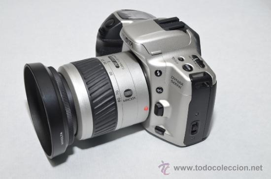 Cámara de fotos: Minolta Dinax 500si + Minolta AF-28-80mm - Foto 4 - 32625104