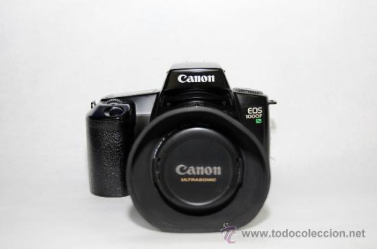 CANON EOS 1000F N+CANON EF 35-80MM (Cámaras Fotográficas - Réflex (autofoco))