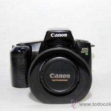 Cámara de fotos: CANON EOS 1000F N+CANON EF 35-80MM. Lote 32924294