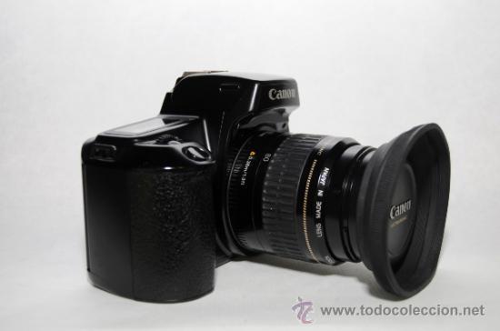 Cámara de fotos: Canon EOS 1000F N+Canon EF 35-80mm - Foto 4 - 32924294