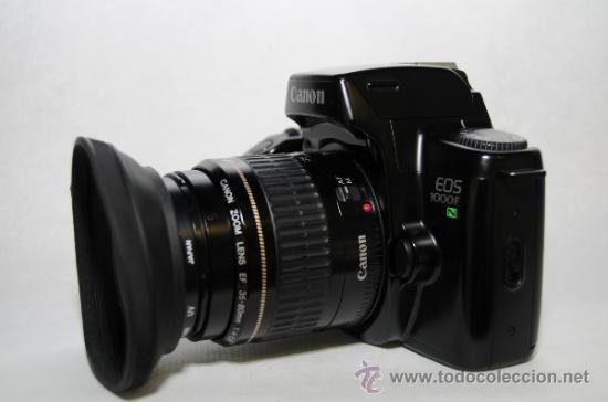 Cámara de fotos: Canon EOS 1000F N+Canon EF 35-80mm - Foto 5 - 32924294
