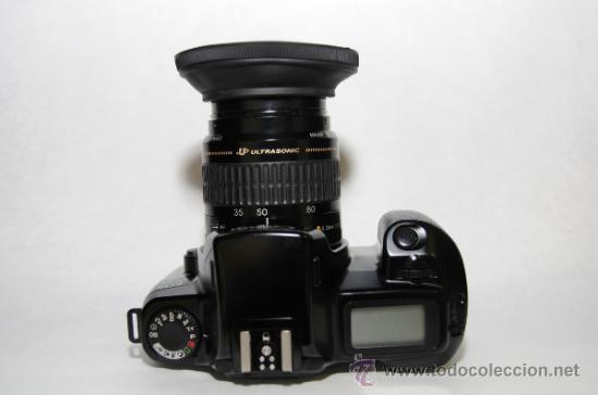 Cámara de fotos: Canon EOS 1000F N+Canon EF 35-80mm - Foto 2 - 32924294