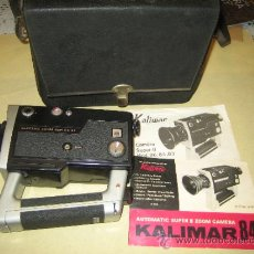 Cámara de fotos: KALIMAR 84 - CAMARA SUPER 8. Lote 33134917