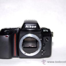 Cámara de fotos: NIKON F-70. Lote 33250414