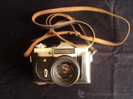 CAMARA ZNIT-E 2X58 SIN PROBAR (Cámaras Fotográficas - Réflex (autofoco))