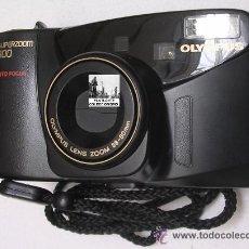 Cámara de fotos: CÁMARA FOTOGRÁFICA OLYMPUS - OLIMPUS SUPERZOOM 800 AUTOFOCUS - FUNCIONANDO - NO PROBADA. Lote 135672950