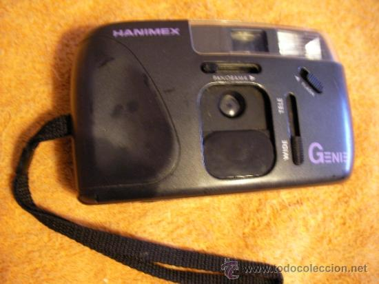 CAMARA HANIMEX (Cámaras Fotográficas - Réflex (autofoco))