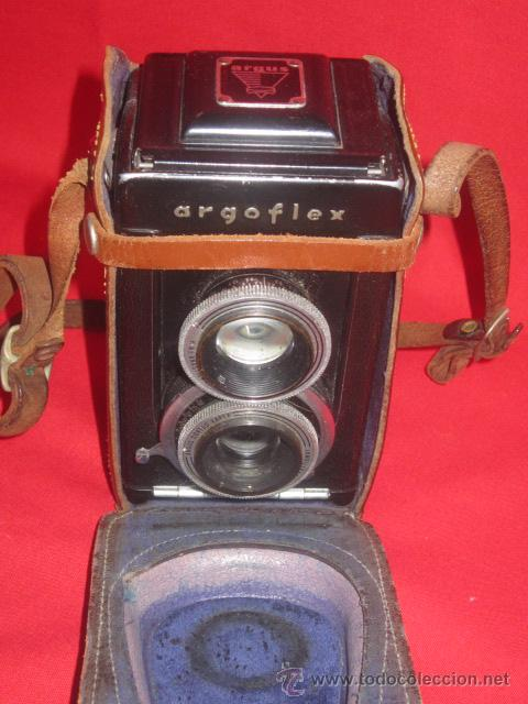 CAMARA AARHUS U.S.A. ARGOFLEX AARHUS (Cámaras Fotográficas - Réflex (autofoco))