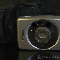 Cámara de fotos: CAMARA FOTOS CANON IXUS Z50, CON FUNDA, . Lote 34540308
