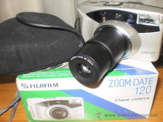 FUJIFILM DISCOVERY ZOOM DATE 120 (Cámaras Fotográficas - Réflex (autofoco))