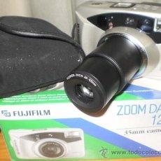 Cámara de fotos: FUJIFILM DISCOVERY ZOOM DATE 120. Lote 35240670