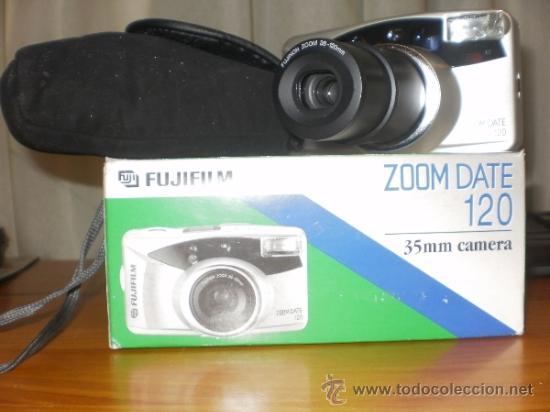 Cámara de fotos: FUJIFILM DISCOVERY ZOOM DATE 120 - Foto 3 - 35240670