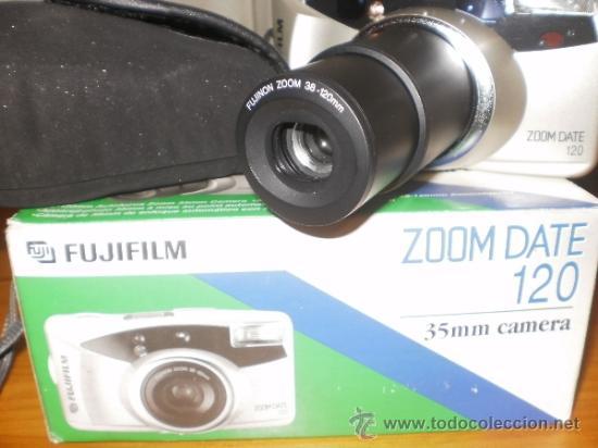 Cámara de fotos: FUJIFILM DISCOVERY ZOOM DATE 120 - Foto 2 - 35240670