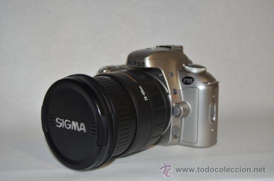 NIKON F55+NIKON 28-100MM (Cámaras Fotográficas - Réflex (autofoco))