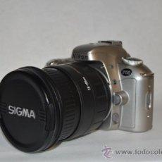 Cámara de fotos: NIKON F55+NIKON 28-100MM. Lote 35638005
