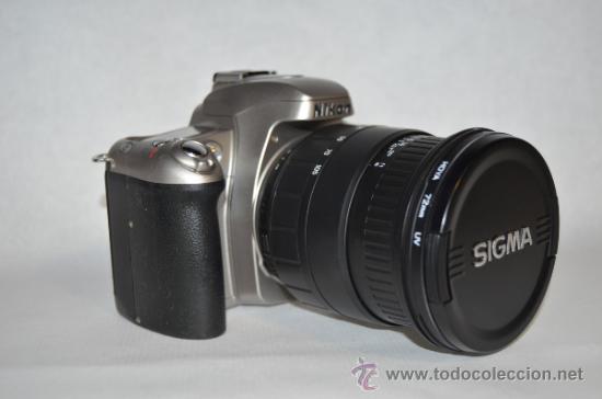 Cámara de fotos: Nikon F55+Nikon 28-100mm - Foto 4 - 35638005