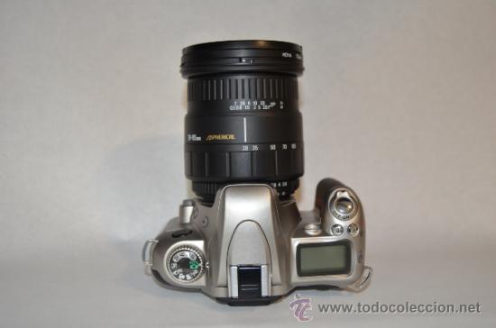 Cámara de fotos: Nikon F55+Nikon 28-100mm - Foto 2 - 35638005