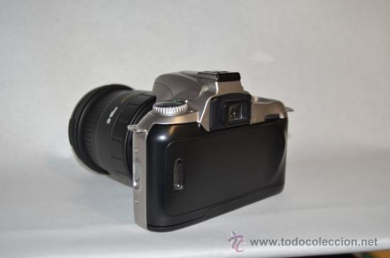 Cámara de fotos: Nikon F55+Nikon 28-100mm - Foto 3 - 35638005