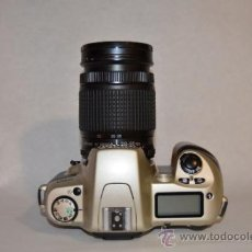 Cámara de fotos: NIKON F60+NIKON 28-80MM. Lote 35658807