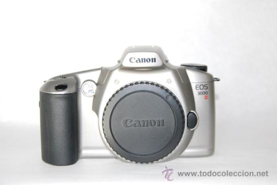 CANON EOS 3000N (Cámaras Fotográficas - Réflex (autofoco))
