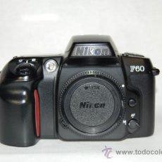 Cámara de fotos: NIKON F60. Lote 35774692