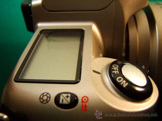 Cámara de fotos: NIKON F65 - OBJETIVO NIKON AF NIKKOR 70-300 MM. 1:4-5,6 - AUTOFOCUS -MOTOR Y FLASH - PERFECTA - 2001 - Foto 4 - 36890195