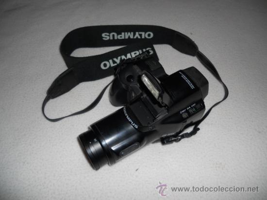 Cámara de fotos: OLYMPUS IS-1000 - 35 mm SLR - CAMARA FOTOGRAFICA ANALOGICA - AÑOS 90 - Foto 2 - 26284033