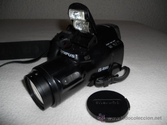 Cámara de fotos: OLYMPUS IS-1000 - 35 mm SLR - CAMARA FOTOGRAFICA ANALOGICA - AÑOS 90 - Foto 4 - 26284033