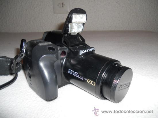 Cámara de fotos: OLYMPUS IS-1000 - 35 mm SLR - CAMARA FOTOGRAFICA ANALOGICA - AÑOS 90 - Foto 5 - 26284033