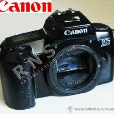 Cámara de fotos: CANON EOS 1000F CÁMARA DE FOTOS - SÓLO CUERPO - RÉFLEX - FOTOGRAFÍA - 1000 F - MÁQUINA AÑOS 90. Lote 37799821