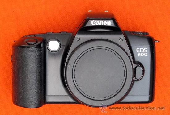 CANON EOS 500 (Cámaras Fotográficas - Réflex (autofoco))