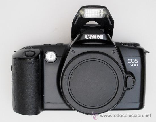 Cámara de fotos: CANON EOS 500 - Foto 3 - 42871762