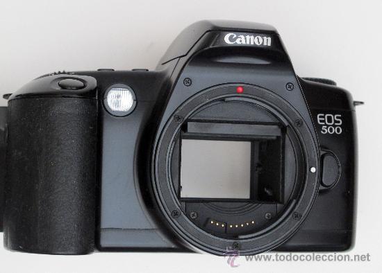 Cámara de fotos: CANON EOS 500 - Foto 14 - 42871762