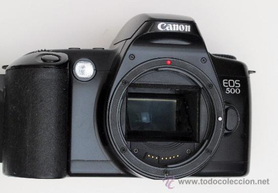 Cámara de fotos: CANON EOS 500 - Foto 13 - 42871762