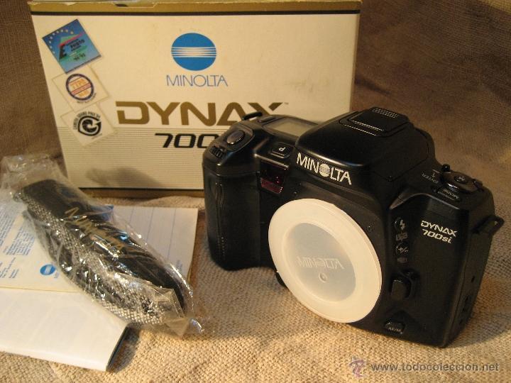 CAMARA MINOLTA DYNAX 700 SI...NUEVA SOLO CUERPO (Cámaras Fotográficas - Réflex (autofoco))