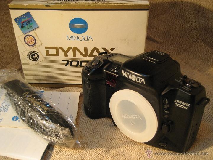 Cámara de fotos: CAMARA MINOLTA DYNAX 700 SI...NUEVA SOLO CUERPO - Foto 6 - 39424011