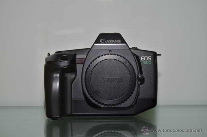 CANON EOS 600 (Cámaras Fotográficas - Réflex (autofoco))