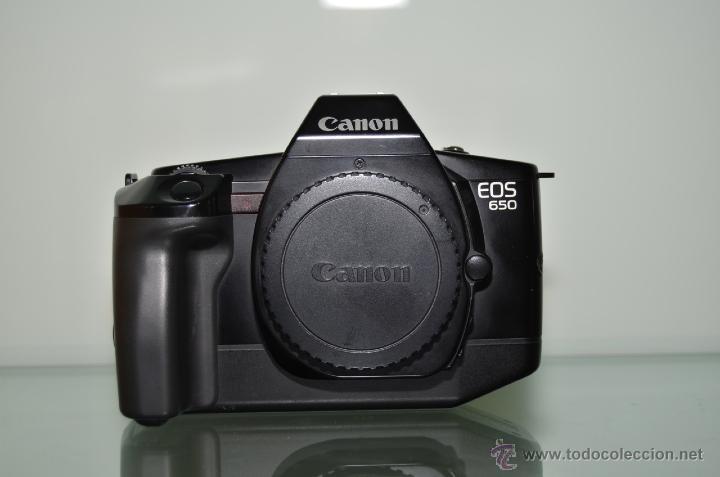 CANON EOS 650 (Cámaras Fotográficas - Réflex (autofoco))