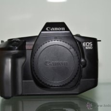 Cámara de fotos: CANON EOS 650. Lote 39554756