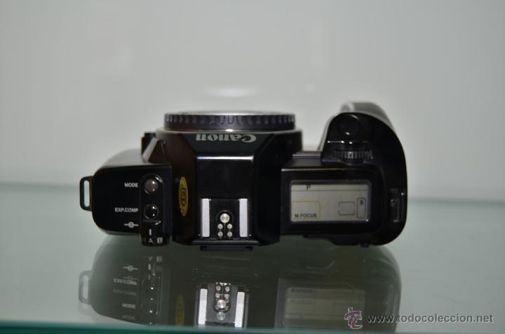 Cámara de fotos: Canon Eos 650 - Foto 2 - 39554756