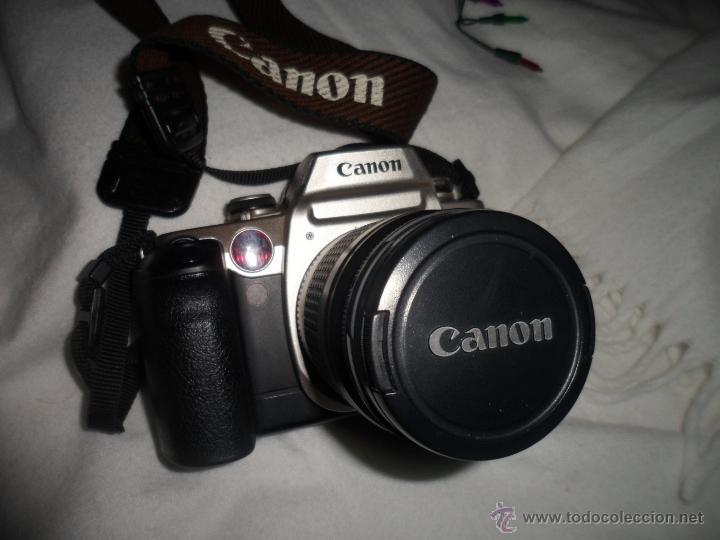 CANON EOS 50 - ZOOM (Cámaras Fotográficas - Réflex (autofoco))