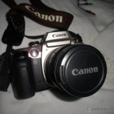 Cámara de fotos: CANON EOS 50 - ZOOM. Lote 40526709