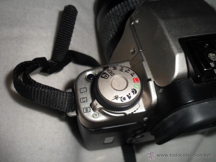 Cámara de fotos: CANON EOS 50 - ZOOM - Foto 9 - 40526709